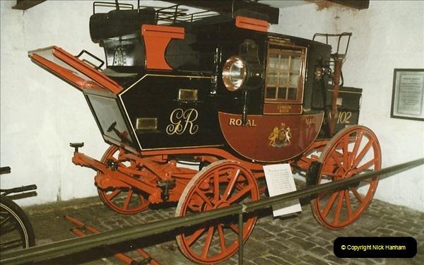1984 Bath, Somerset. (29) The Coach Museum. 124315124