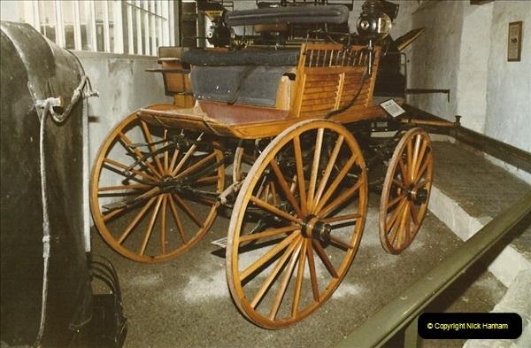 1984 Bath, Somerset. (30) The Coach Museum. 125316125