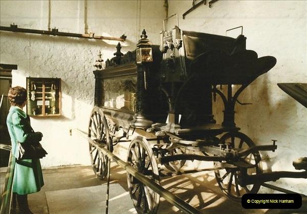1984 Bath, Somerset. (33) The Coach Museum.128319128