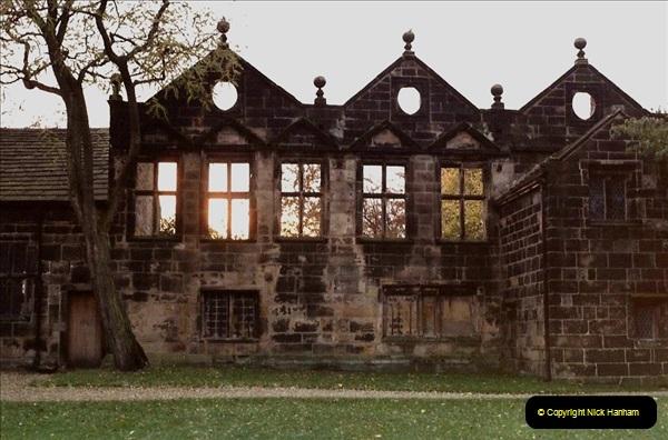 1984 Cumbria. (14) East Riddlesden, Keighley.154345154