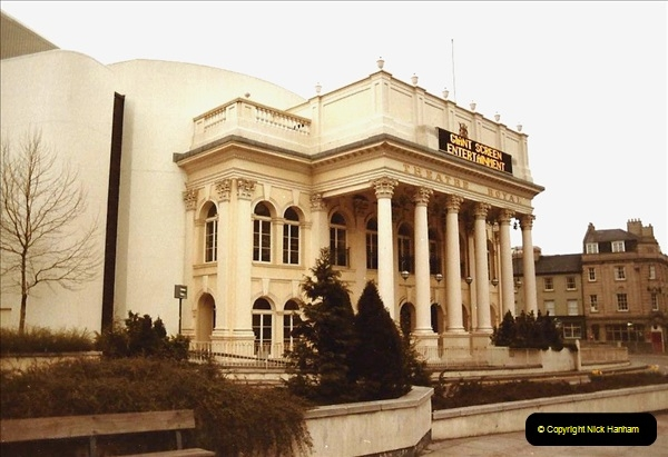 1984 Nottingham. (22) The Theatre Royal.186377186