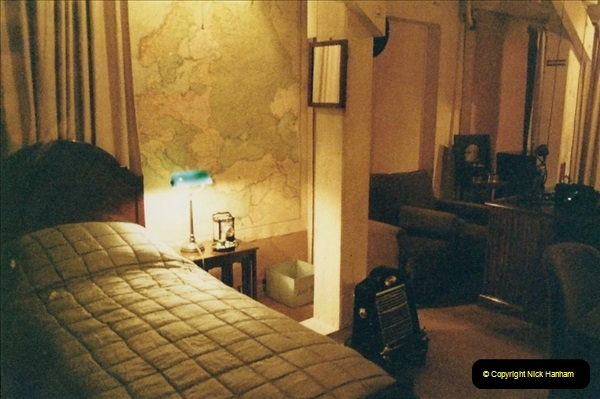 1985 London. (15) The Cabinet War Rooms. 417226