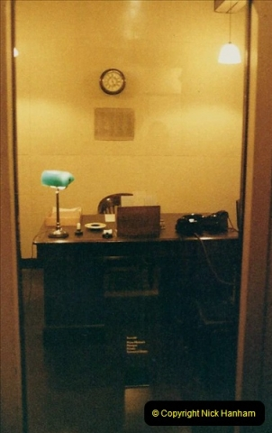 1985 London. (4) The Cabinet War Rooms. 406215