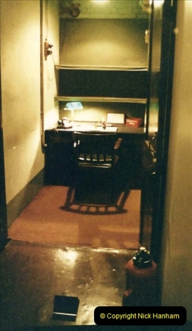 1985 London. (5) The Cabinet War Rooms. 407216
