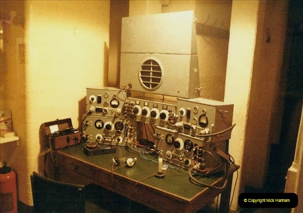 1985 London. (8) The Cabinet War Rooms. 410219