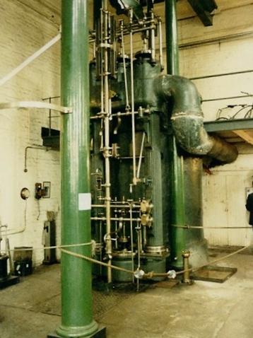 1985 Thames Water Pumping Museum. (2) London. 451260