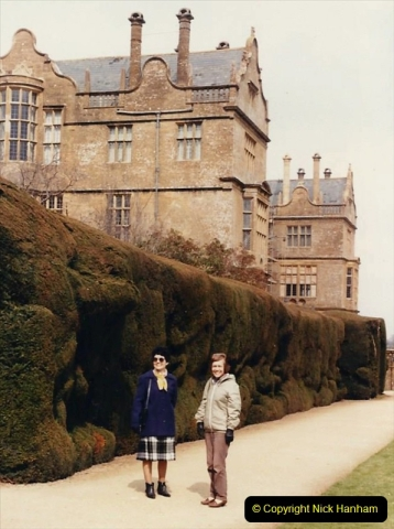 1986 NT Montacute House, Somerset. (23) 497306