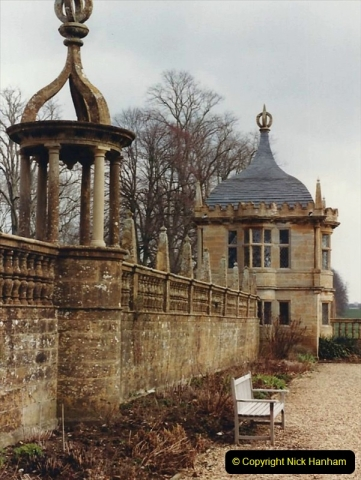 1986 NT Montacute House, Somerset. (27) 501310