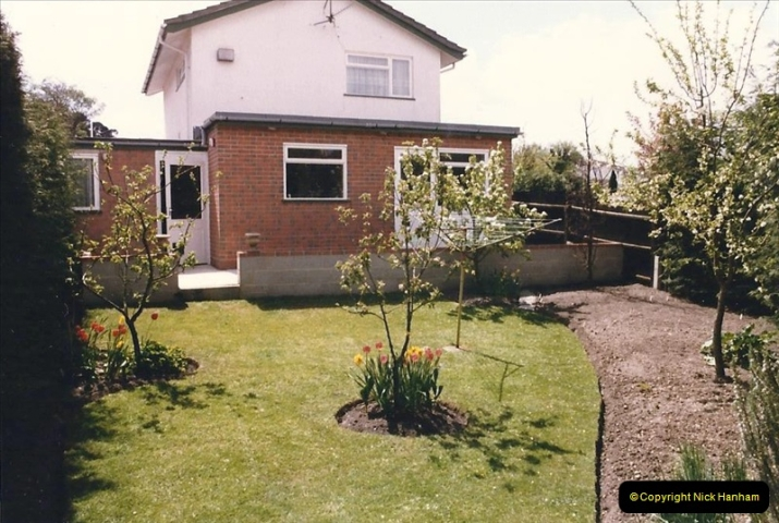 1986 Spring at your Host's Home. (2) 510320