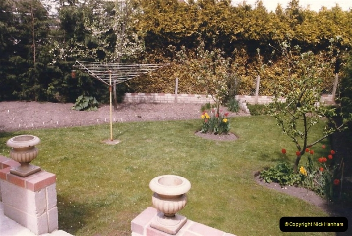 1986 Spring at your Host's Home. (3) 510321