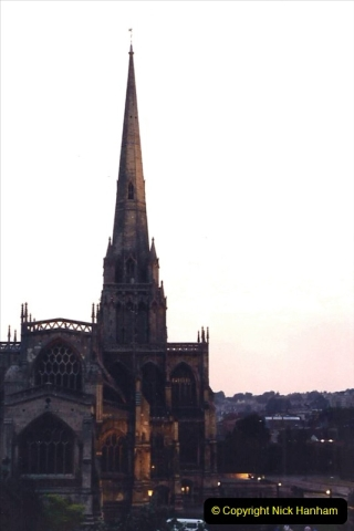 1987 St.Mary Redcliffe, Bristol. (1) 583389