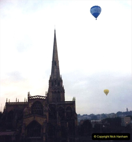 1987 St.Mary Redcliffe, Bristol. (2) 583390