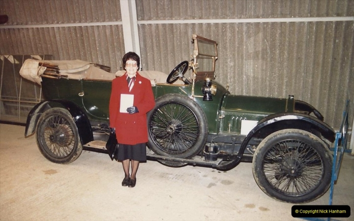 1988 At the Shuttleworth Collection. (12) 720425