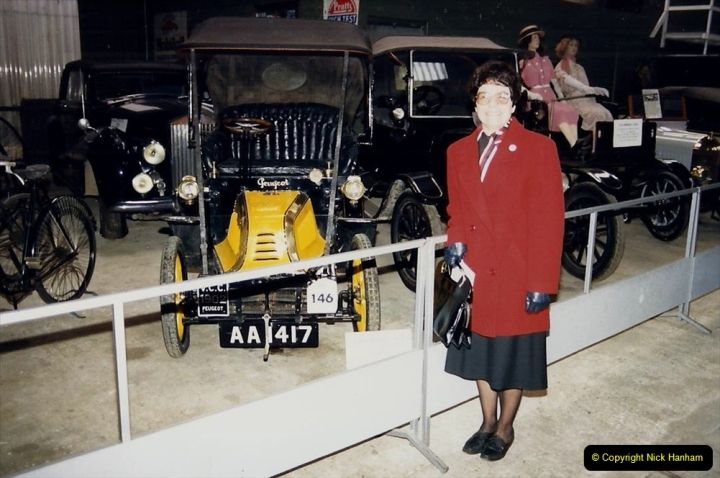 1988 At the Shuttleworth Collection. (13) 721426