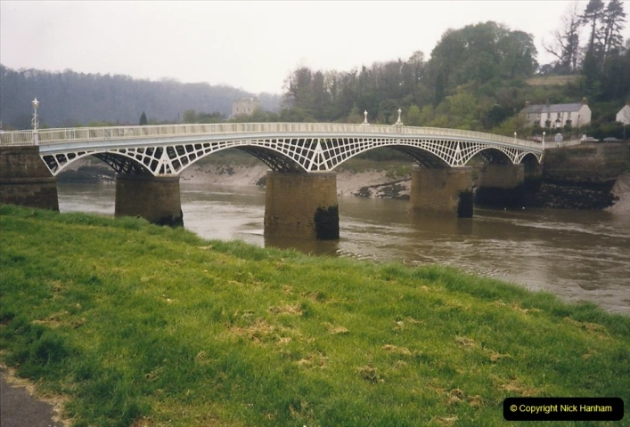 1988 Chepstow,, South Wales. (36)726447