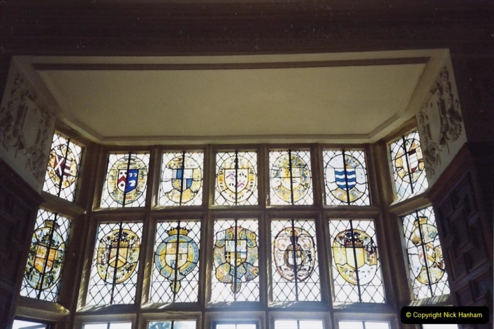 1989 Montacute House (NT) Somerset. (13) 571
