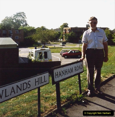 1989 Yes Your Host has a road named after me. (16) 585