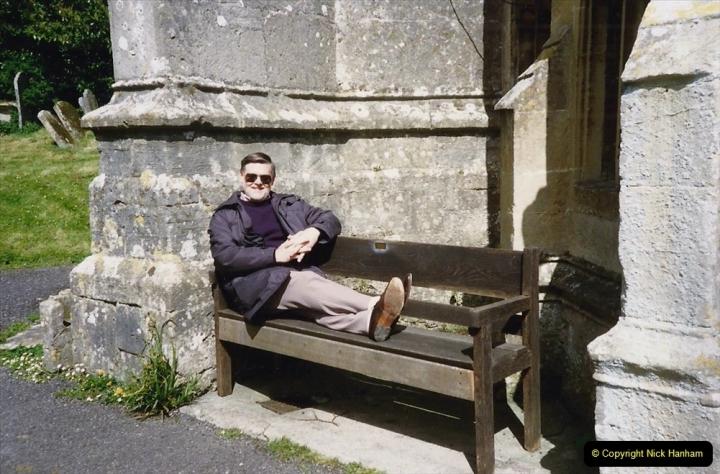 1990 Miscellaneous. (18) Dyrham Park (NT) near Bath, Somerset. Your Host.0018
