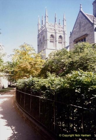 1990 Miscellaneous. (22) Oxford. 0022