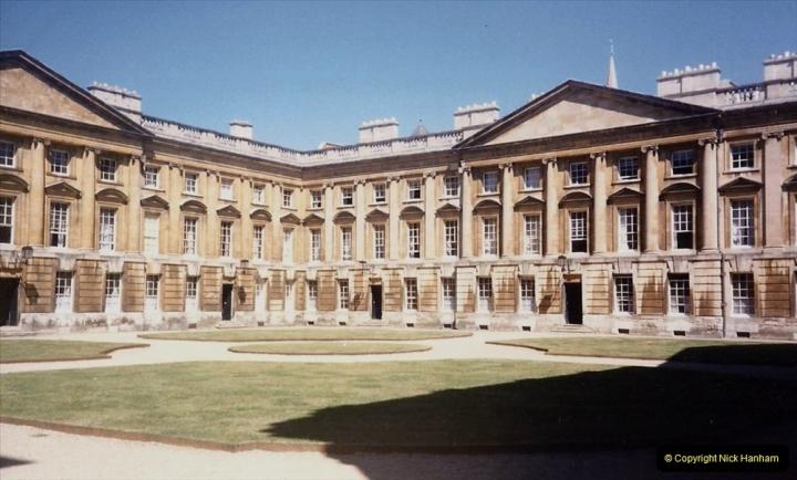 1990 Miscellaneous. (24) Oxford. 0024