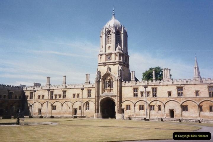 1990 Miscellaneous. (25) Oxford. 0025