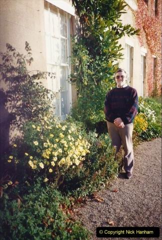 1990 Miscellaneous. (44) Killerton (NT) Near Exeter, Devon. Your Host.0044