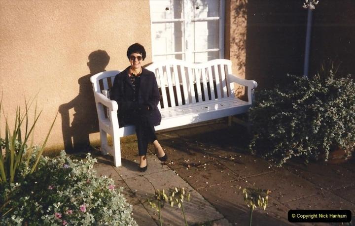 1990 Miscellaneous. (45) Killerton (NT) Near Exeter, Devon.  Your Host's Wife.0045