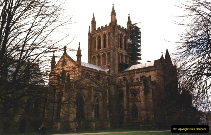 1991 Miscellaneous. (51) Hereford Cathedral. 0051