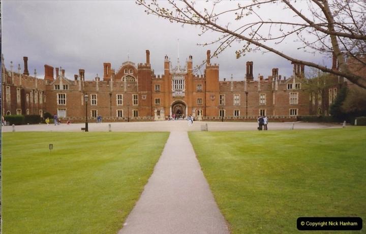 1991 Miscellaneous. (62) Hampton Court & Bushey Park. 0062