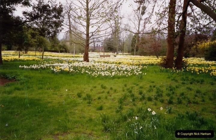 1991 Miscellaneous. (68) Hampton Court & Bushey Park. 0068