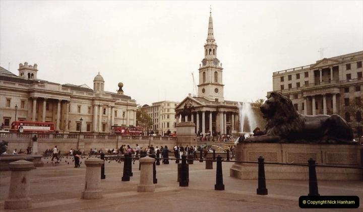 1991 Miscellaneous. (86) London. 0086