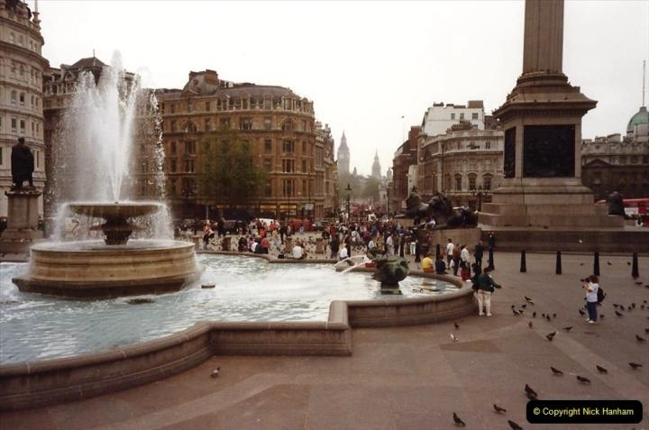 1991 Miscellaneous. (88) London. 0088