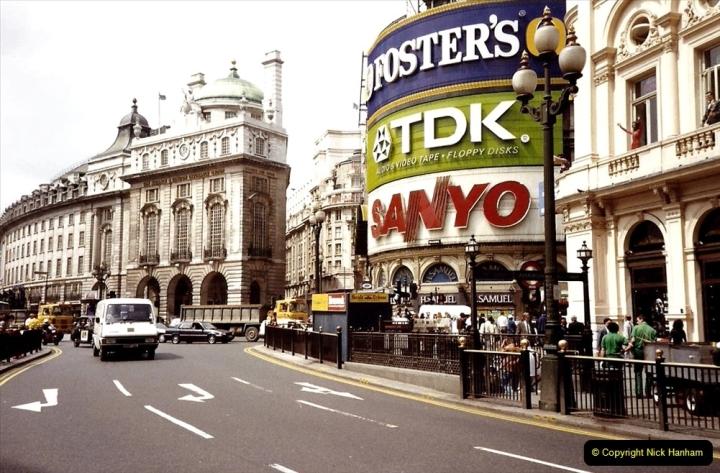 1991 Miscellaneous. (89) London. 0089