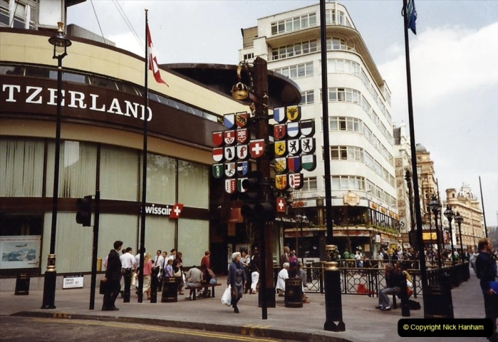 1991 Miscellaneous. (90) London. 0090