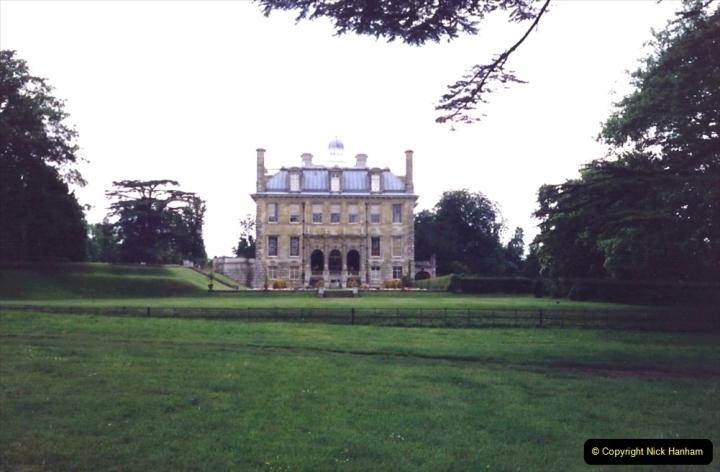 1991 Miscellaneous. (99) Kingston Lacy (NT) Near Wimborne, Dorset. Your Host & Wife. 0099