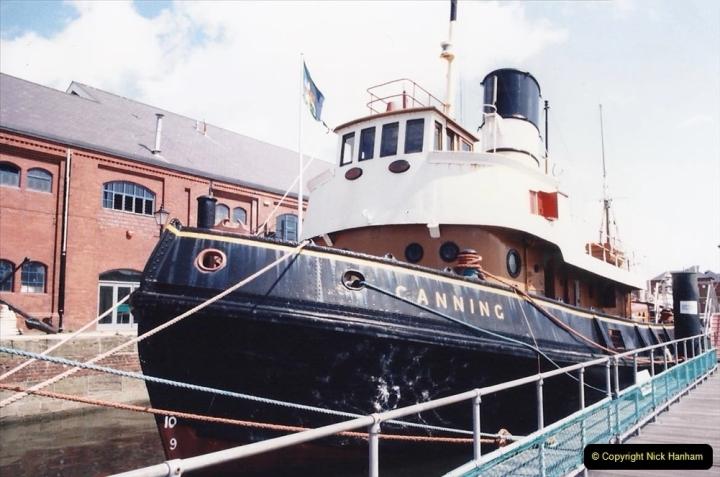 1992 Miscellaneous. (146) Swansea Old Docks & Maratime Museum.0148