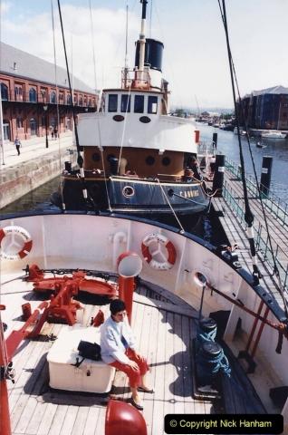 1992 Miscellaneous. (149) Swansea Old Docks & Maratime Museum.0151