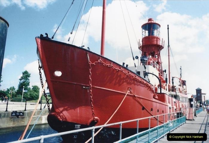 1992 Miscellaneous. (150) Swansea Old Docks & Maratime Museum.0152