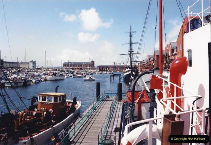 1992 Miscellaneous. (151) Swansea Old Docks & Maratime Museum.0153