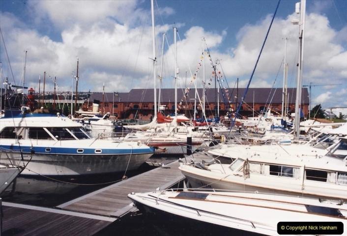 1992 Miscellaneous. (152) Swansea Old Docks & Maratime Museum.0154