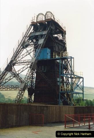 1992 Miscellaneous. (158) Cefn Coed Mine & Museum.0160