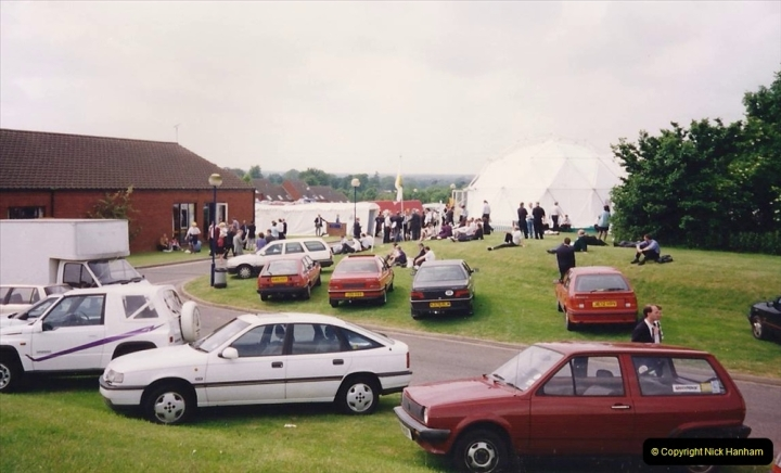 1993 Miscellaneous. (357) Your Host attends a Teamwork course at Milton Keynes. 0360