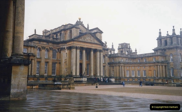 1993 Miscellaneous. (357a) Blenheim Palace, Woodstock, Oxford.0361