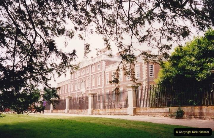 1993 Miscellaneous. (369) Wimpole Hall, Cambridgshire. 0373