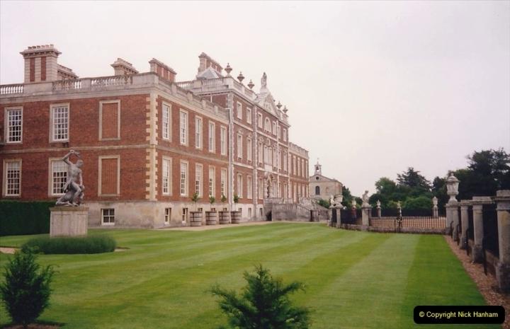 1993 Miscellaneous. (370) Wimpole Hall, Cambridgshire. 0374