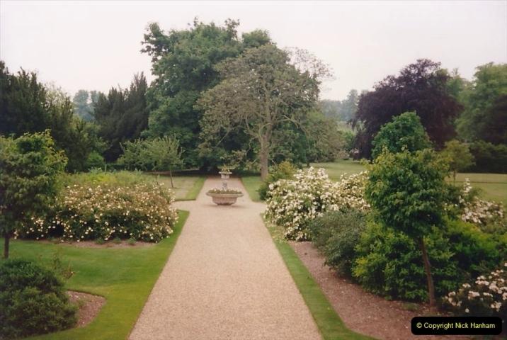 1993 Miscellaneous. (373) Wimpole Hall, Cambridgshire. 0377