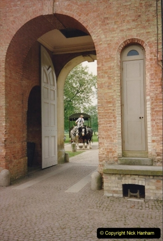 1993 Miscellaneous. (376) Wimpole Hall, Cambridgshire. 0380