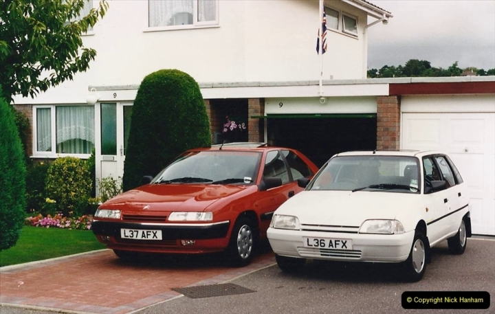 1993 Miscellaneous. (405) Our new cars. 0409