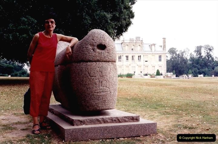 1994 Miscellaneous. (537) Kingston Lacy (NT) Near Wimborne, Dorset. Your Host's Wife.0441