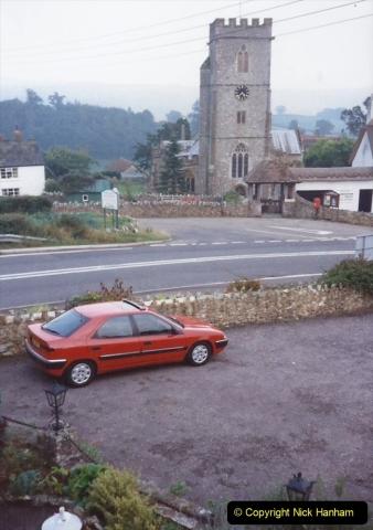 1994 Miscellaneous. (584) Yarcombe, Somerset.0488